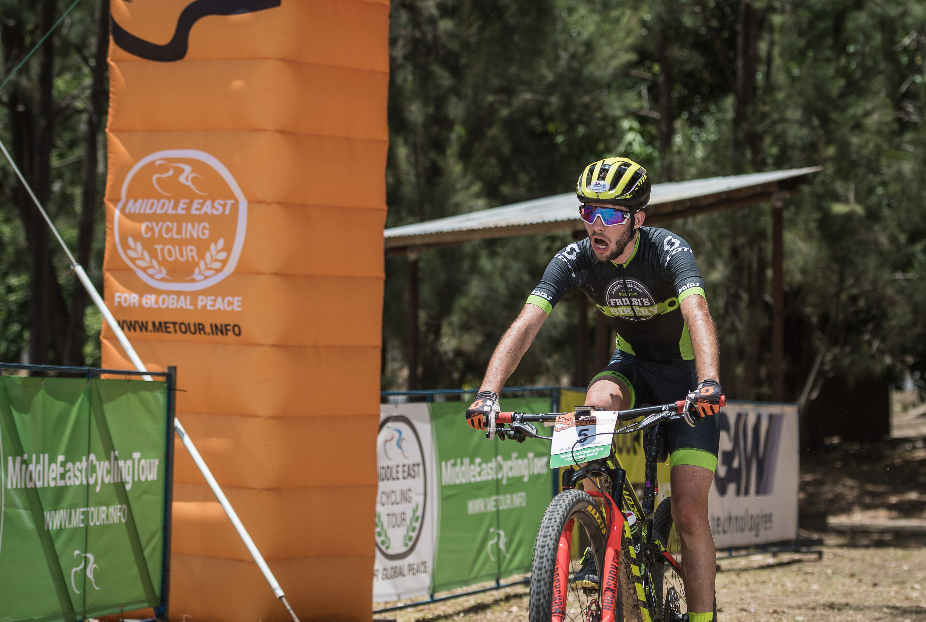 2018 Stage 4   Changing of the guard at the Crocodile Trophy