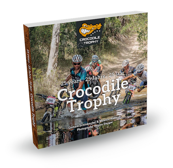 Jubilee book 25 years of Crocodile Trophy