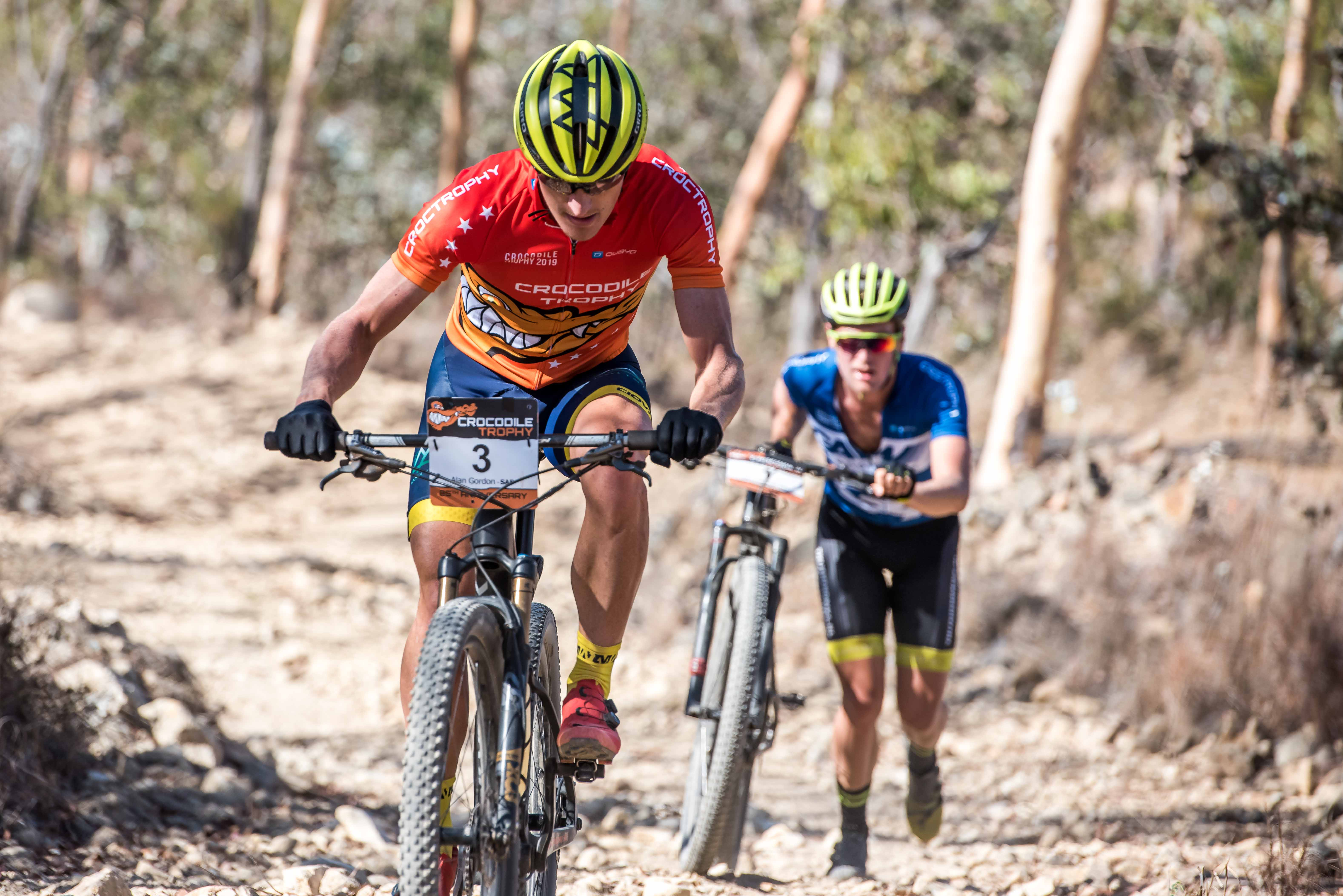 ENG: Bart Classens wins stage 7 at Hartley's Crocodile Adventures