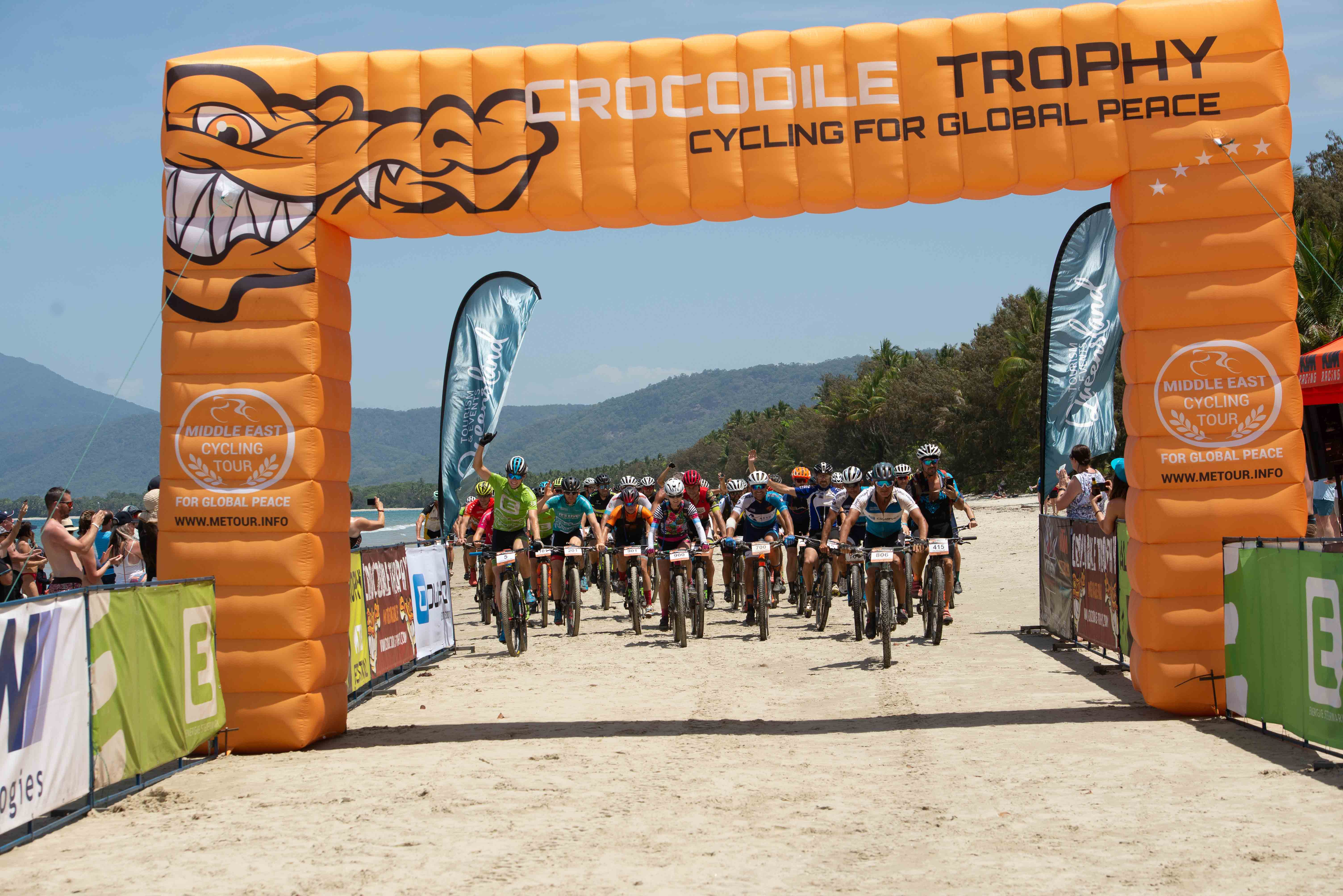 ENG: Alan Gordon wins the 25th Crocodile Trophy with stage win at Port Douglas