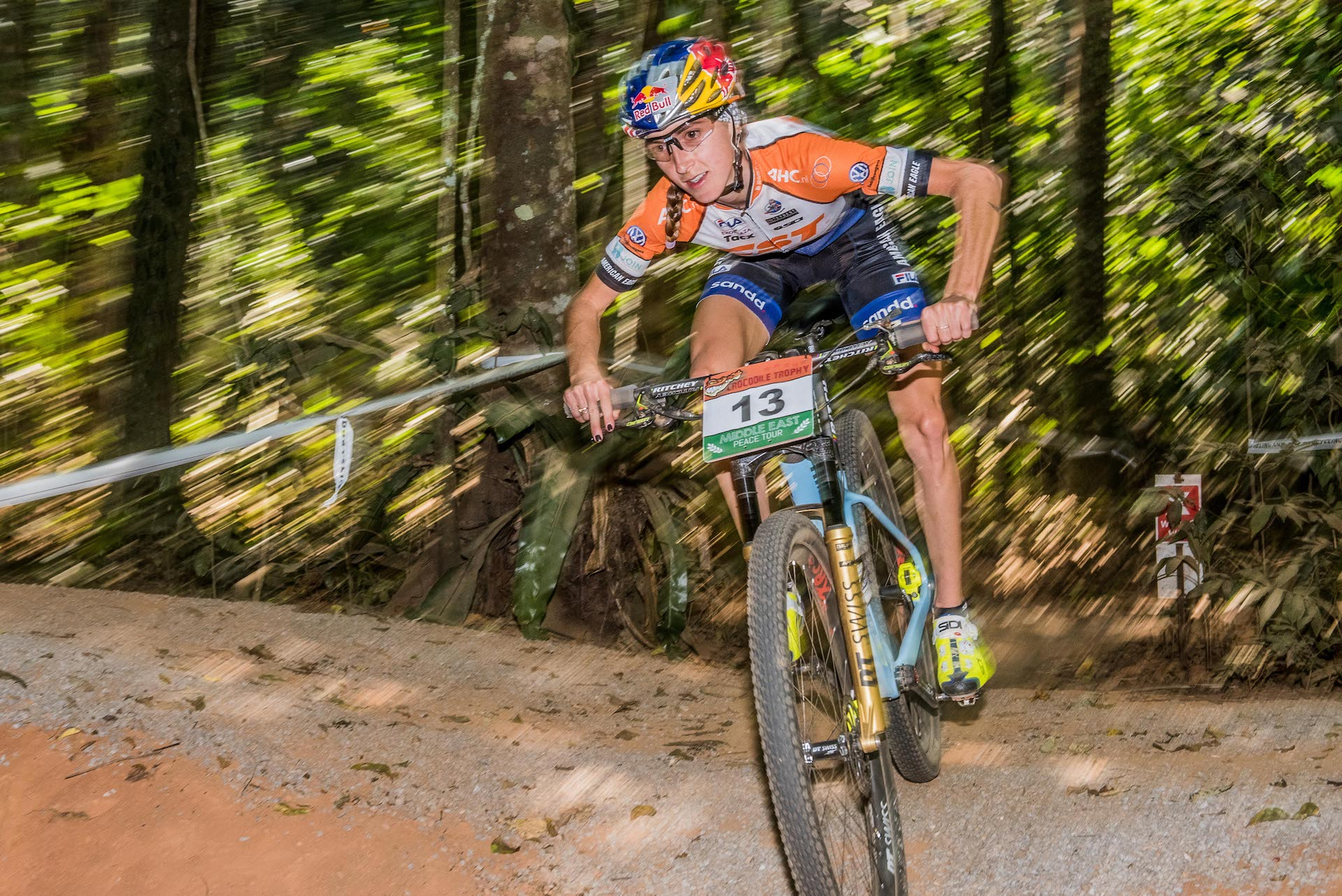 The Crocodile Trophy – the most legendary mountain bike stage race in the world.