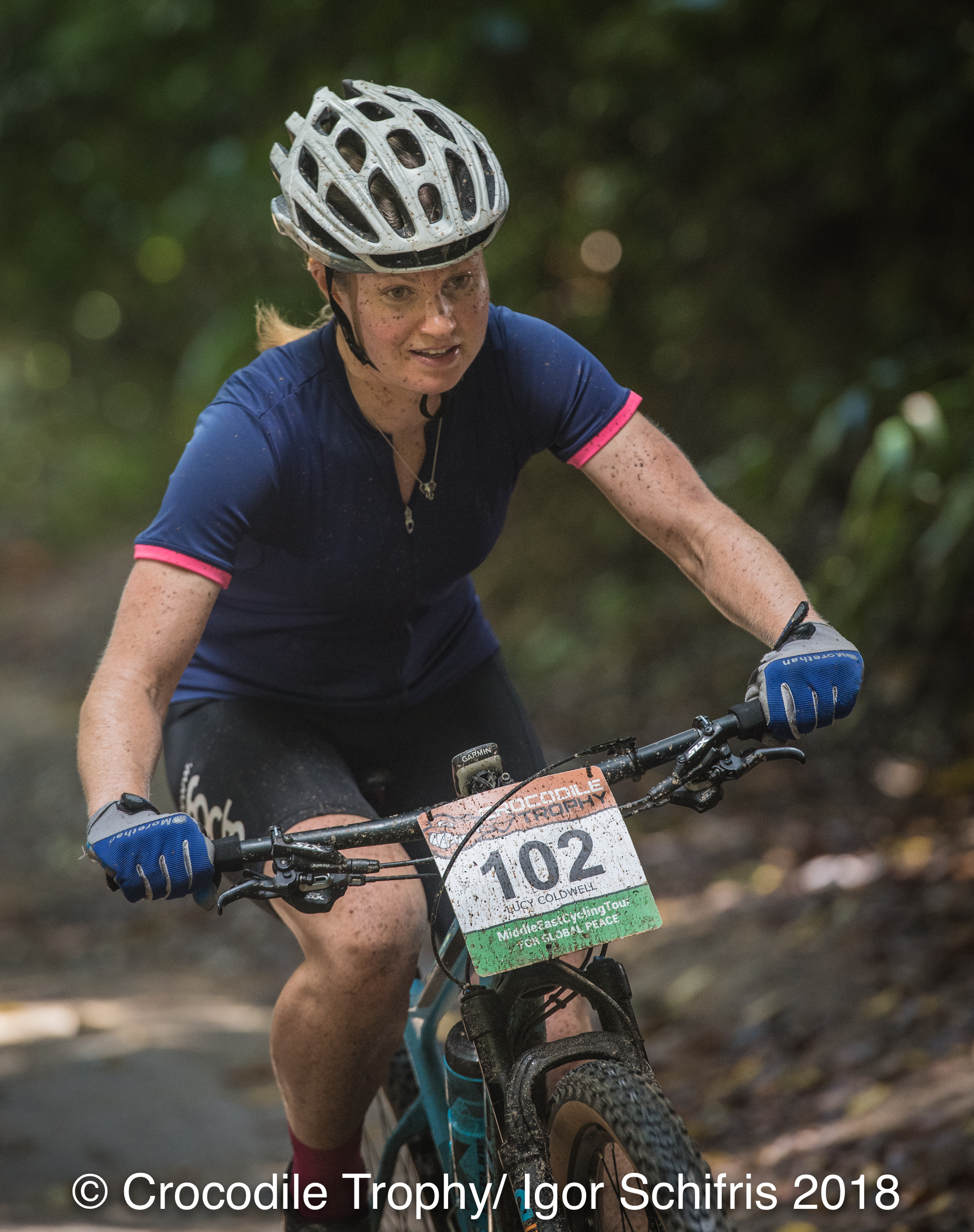 2018_Stage 2   1-2-3 Repeat at Herberton: Looser wins ahead of Huber and Nissen