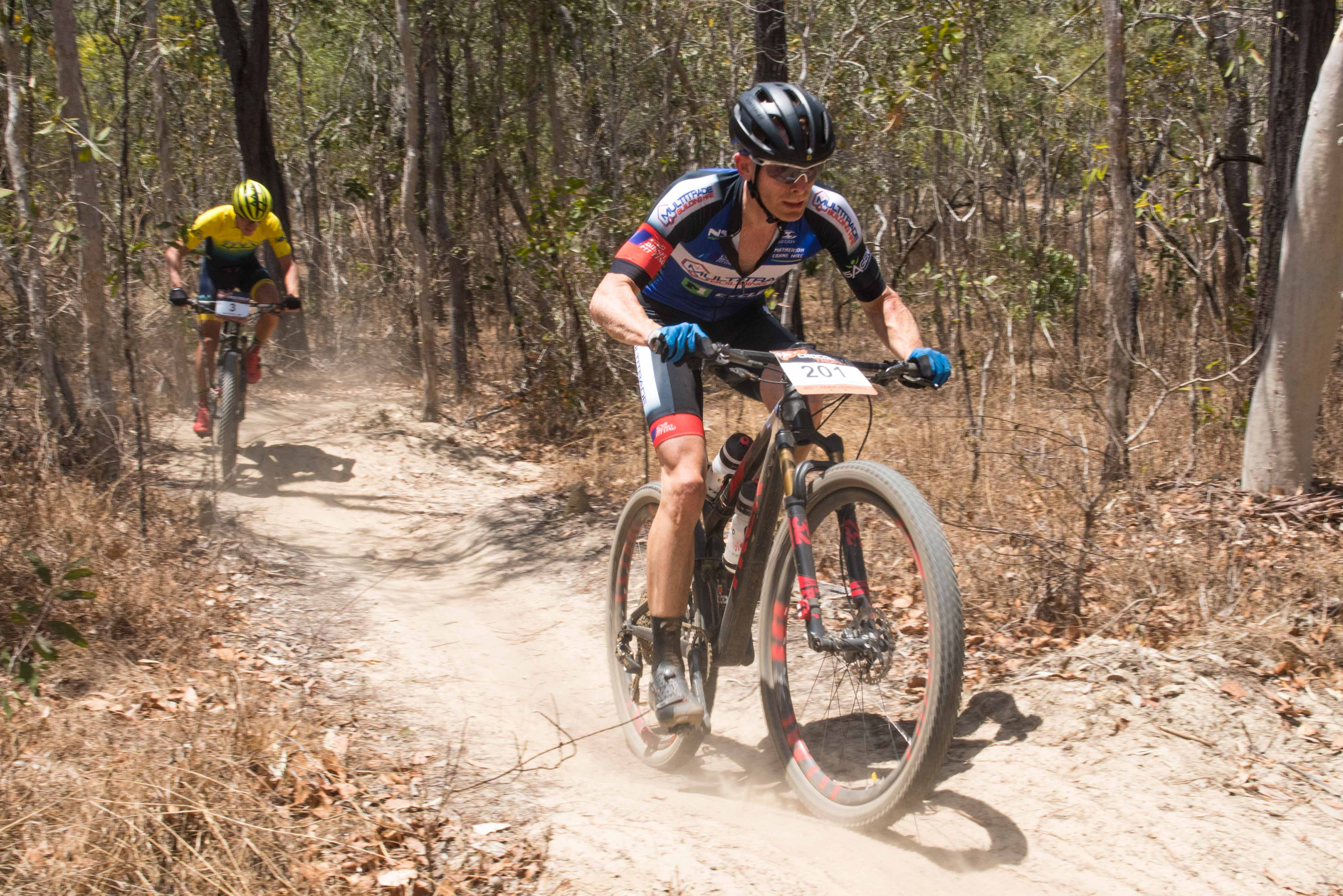 ENG: Australian stage win on day 1 of the 25th Crocodile Trophy